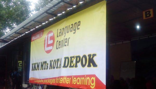 Fun Visiting KKM Mts Sekota Depok di LC Kampung Inggris Pare
