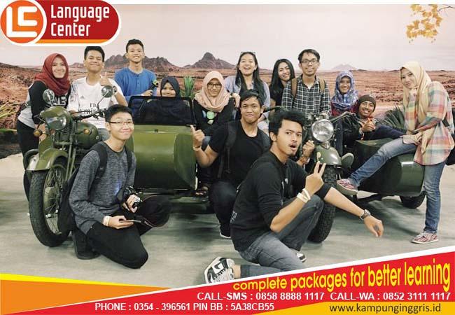 Semoga Tahun Depan Bisa Kesini Lagi (Ilma Malinda from Bandung)