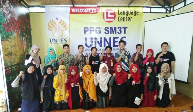 Serunya Visiting PPG SM3T UNNES Semarang Angkatan – 4 di Kampung Inggris LC