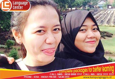 LC Membuat Skill Bahasa Inggris Saya Jadi Lebih Baik (Rini Nuraini from Bekasi)