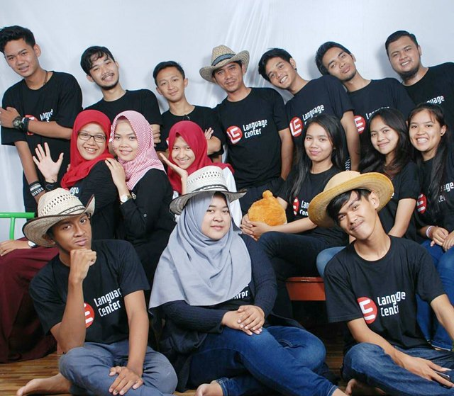 Thanks LC for Give Me New Experience (Riski Fajariyah from Madura)